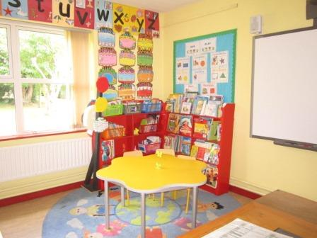 Classroom in Drom NS