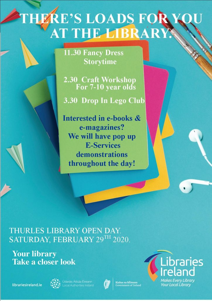 Thurles Library Open Day